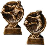 Soccer Resin Trophy Soccer Trophy Awards