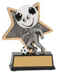 Soccer Little Pals Resin Trophy Soccer Trophy Awards