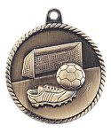 High Relief Soccer Medal Soccer Trophy Awards