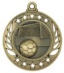 Soccer Galaxy Medal Soccer Trophy Awards