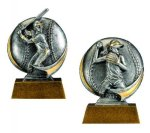 Motion X  Baseball / Softball 3-D Softball Trophy Awards