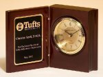 Book Clock Solid Wood Clocks