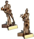 Super Star Tennis Super Star Resin Trophy Awards