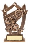 3D Sport Stars Swimming Swimming Trophy Awards