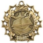 Reading Ten Star Medal Ten Star Medal Awards