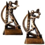 Tennis Resin Trophy Tennis Trophy Awards