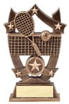 3D Sport Stars Tennis Tennis Trophy Awards