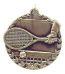 Millennium Tennis Medal Tennis Trophy Awards