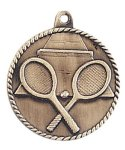 High Relief Tennis Medal Tennis Trophy Awards