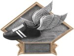 Track Diamond Plate Resin  Track & Cross Country Trophy Awards