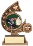 Resin Comet Series Track Track & Cross Country Trophy Awards