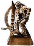 Hockey Resin Trophy, Male Ultra Action Resin Trophy Awards