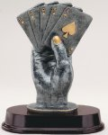 Hand Of Cards Unique Awards