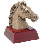 Horse Resin Unique Awards