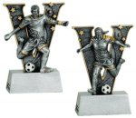 Soccer V Series Resin V Series Resin Trophy Awards