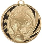 Torch MidNite Star Medal Victory Trophy Awards