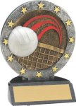 Volleyball - All-star Resin Trophy Volleyball Trophy Awards