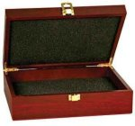 Rosewood Finish Gift Box Wedding Gifts