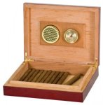 Rosewood Piano Finish Humidor Wine Gifts