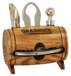 Barrel 4 Piece Wine Gift Set Wine Gifts