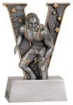 Wrestling V Series Resin Wrestling Trophy Awards