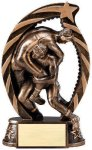 Bronze and Gold Wrestling, Male Award Wrestling Trophy Awards