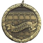Perfect Attendance XR Series Medal Awards