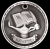 3-D Lamp of Knowledge 3-D Series Medal Awards
